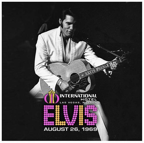 Elvis August 26, 1969