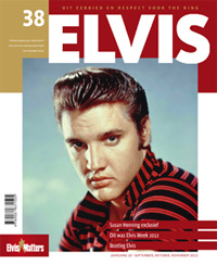 Elvis (ElvisMatters, latest issue)