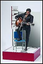 McFarlane Music - Elvis 68 Comeback Special Statue