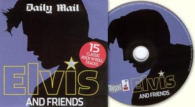 Elvisnews Com Cover Art Free Daily Mail Cd Cd Vinyl