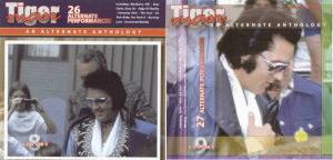 Tiger Man - An Alternate Anthology 8 And 9
