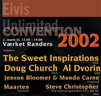 Elvis Unlimited Convention 2002