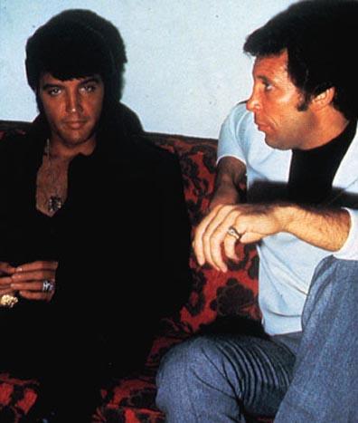 Tom Meets Elvis