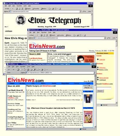 Plastic Surgery On ElvisNews.com