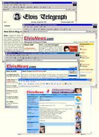 ElvisNews Redesign