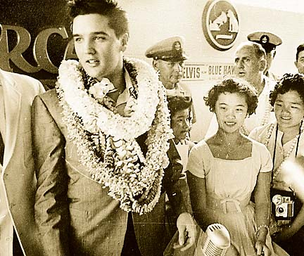 Elvis Shook It Up 40 Years Ago For The Arizona Memorial