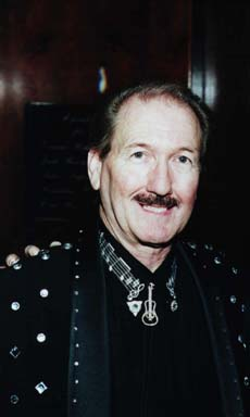 James Burton's Busy Week