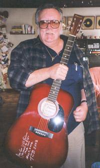 Elvisnews Com John Wilkinson Signed Guitar For Sale For