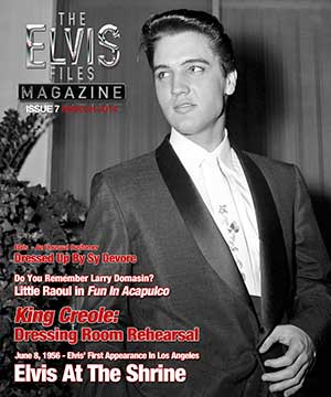 Elvis Files Magazine