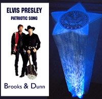 Elvis Presley Patriotic Song Award