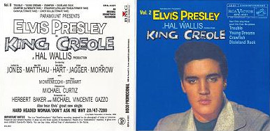 4466ef12964 BMG released a promo CD in Panama to commemorate Elvis  71st birthday. It  is the EP