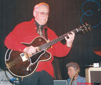 Scotty Moore, The Guitarist Behind The King