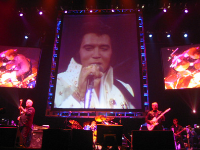 One Night With Elvis And His Boys