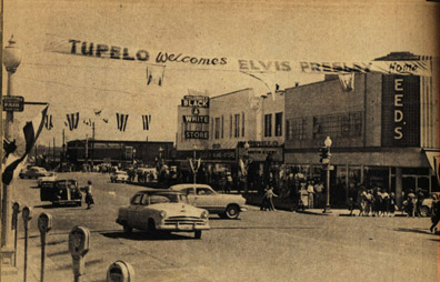 Homecoming: Elvis At The MS-AL Fair & Dairy Show 1956