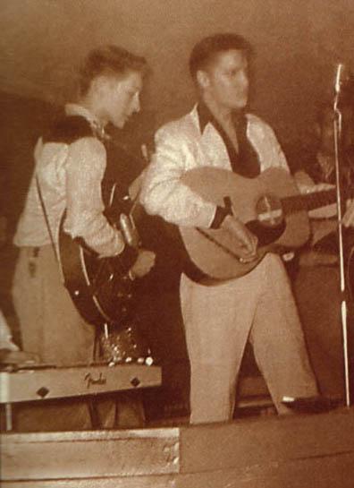 Elvis Presley 1954/12