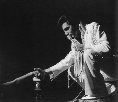 Elvis Presley 1970/11/11