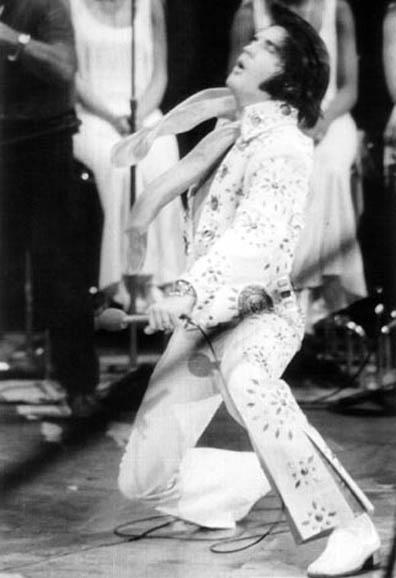 Elvis Presley 1972/04/18