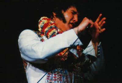 Elvis Presley 1976/12/11
