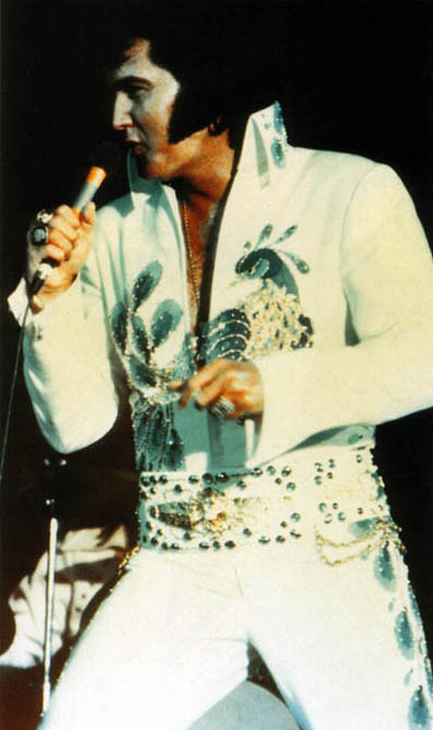 Elvis Presley 1974/05/11