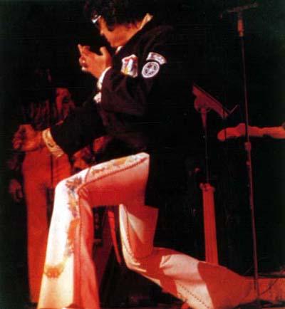 Elvis Presley 1974/08/29