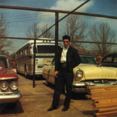 Elvis Presley 1960/03/20
