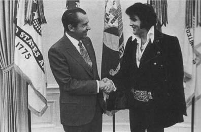 Elvis Presley 1970/12/21