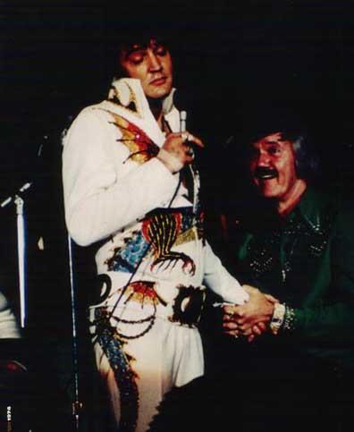 Elvis Presley 1974/10/06