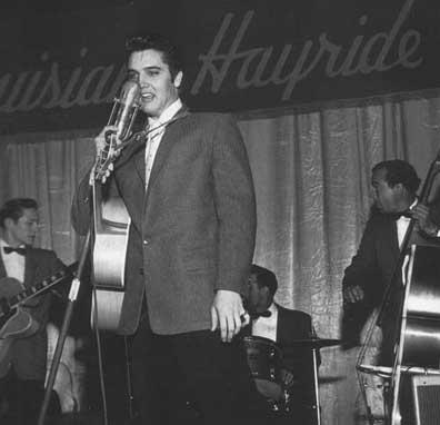 Elvis Presley 1956/12/15