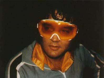 Elvis Presley 1976/01