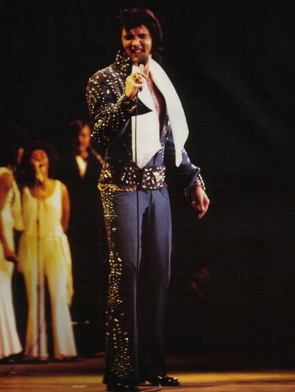 Elvis Presley 1972/04/14