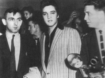 Elvis Presley 1957/04/03