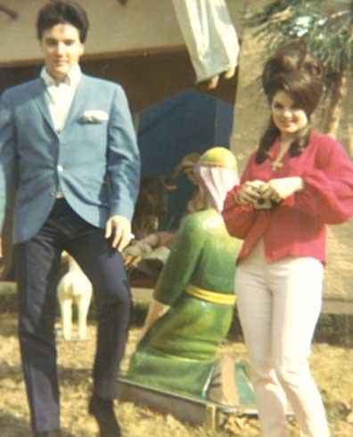 Elvis Presley 1967/12/25