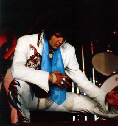 Elvis Presley 1974/10/05