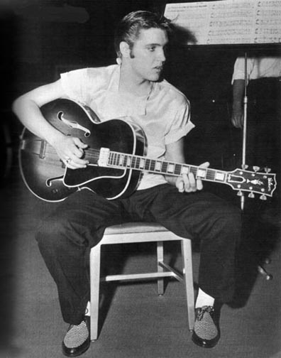 Elvis Presley 1956/08/24