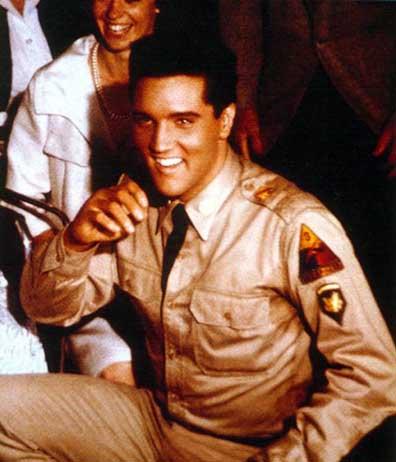 Elvis Presley 1960