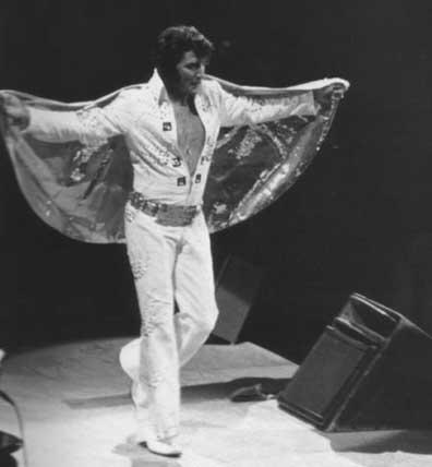 Elvis Presley 1972/06/09