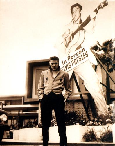 Elvis Presley 1956/04