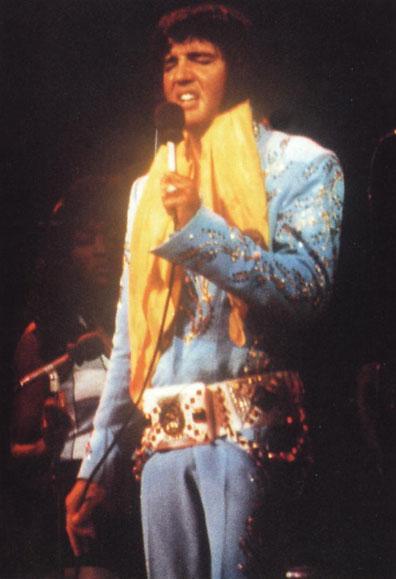 Elvis Presley 1972/06