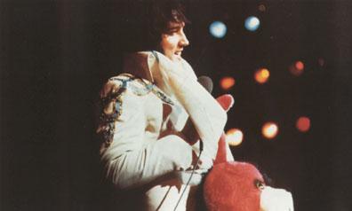 Elvis Presley 1975/04/01