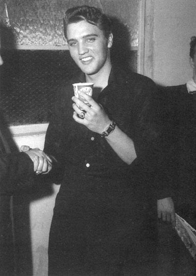 Elvis Presley 1955/02/13