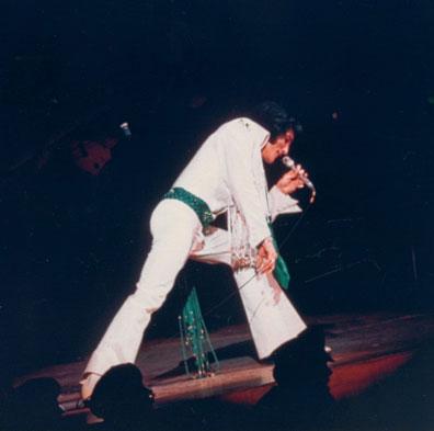 Elvis Presley 1970/11/12