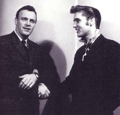 Elvis Presley 1955/12/01