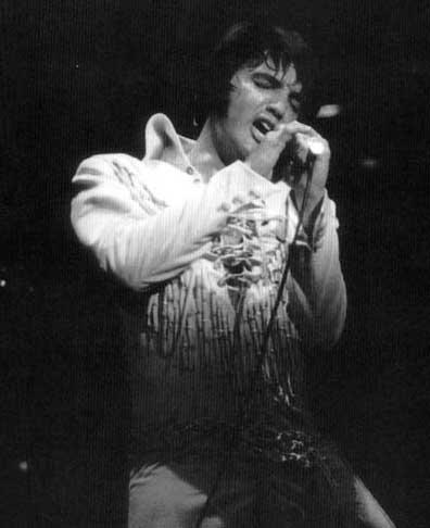 Elvis Presley 1970/08/10