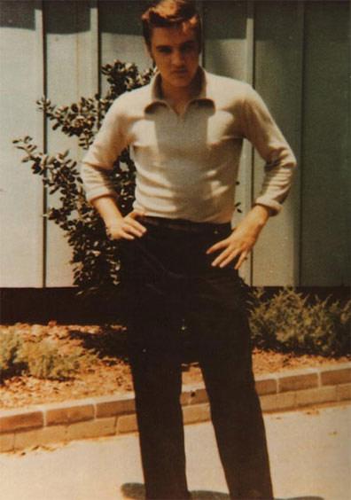 Elvis Presley 1956/07