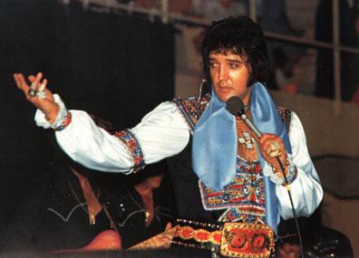 Elvis Presley 1975/07/23
