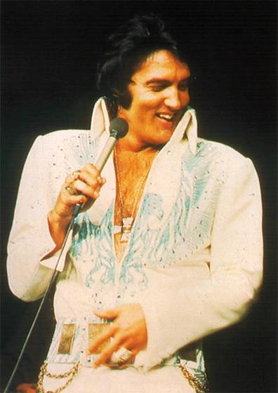 Elvis Presley 1974/06/24