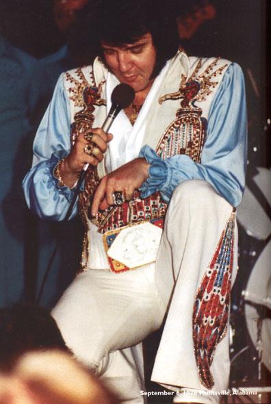 Elvis Presley 1976/09/06