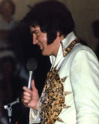 Elvis Presley 1977/05/01
