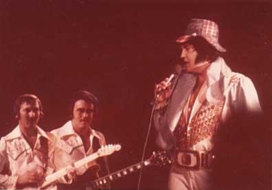 Elvis Presley 1976/03/20