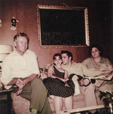 Elvis Presley 1956/06